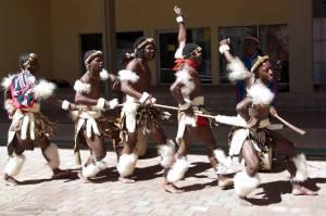 Zamashengu Zulu Cultural Dancers