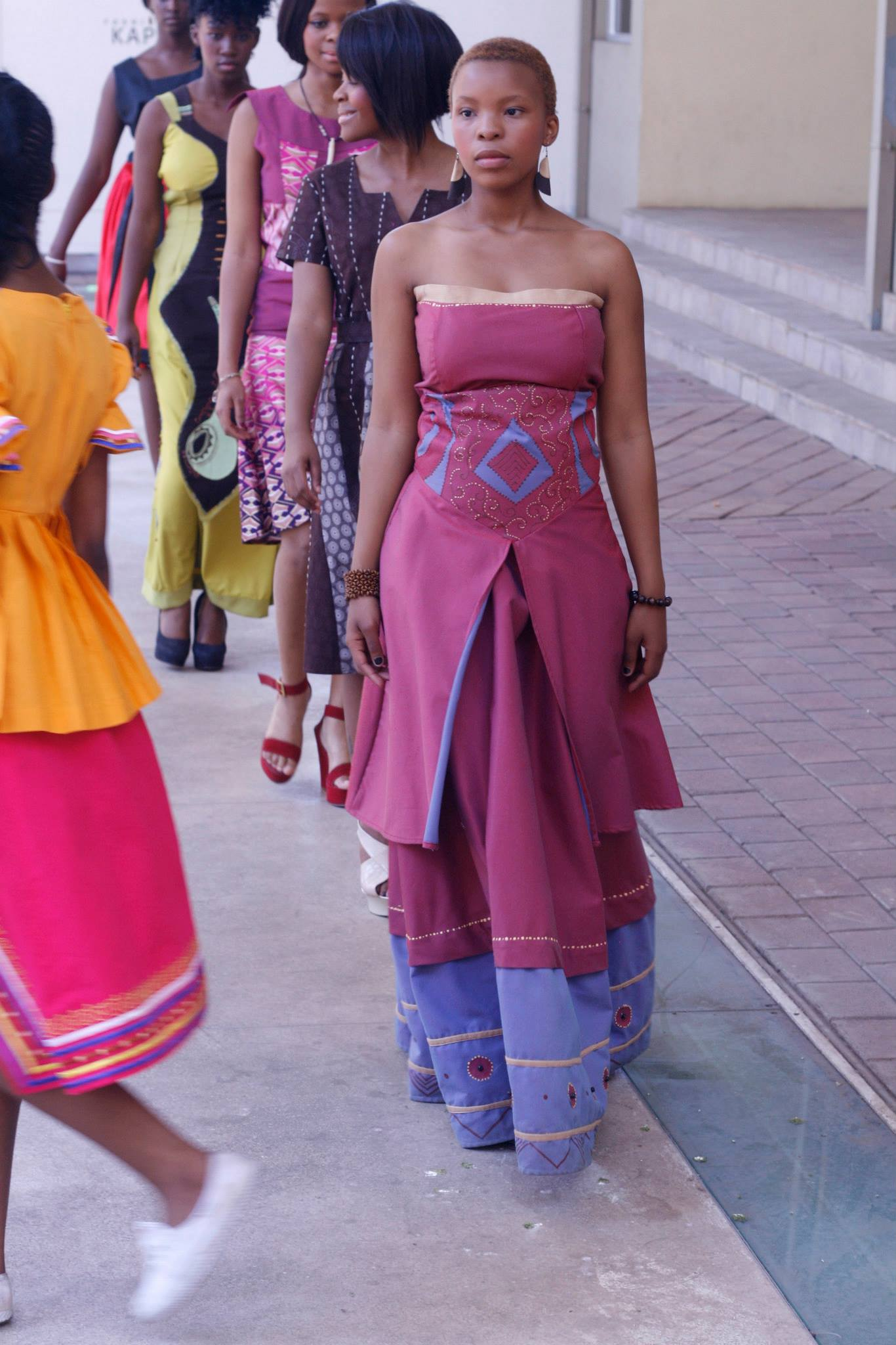 Tswana traditional dress designs 2017 styles 7 - Chisomo Designs