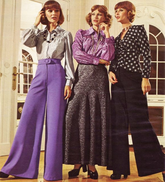 Retro 70s dresses images
