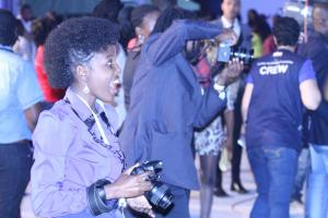 Shooting at the Namibian Annual Music Awards Photo: NawaZone