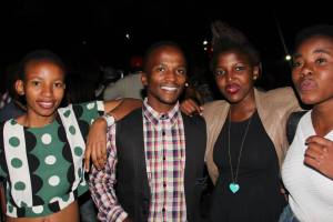 At Maftown Heights with Proficience (L) & Zah (R)