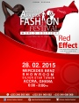 THE RED EFFECT; THE OFFICIAL LAUNCH OF THE MERCEDES-BENZ AFRICAN FASHION FESTIVAL 2015