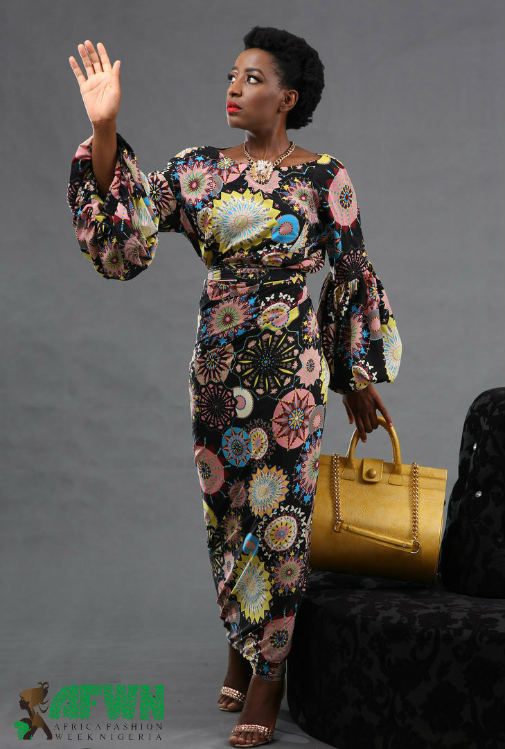 Competition Time With Africa Fashion Week Nigeria Black