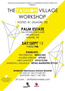 The Fashion Village Workshop