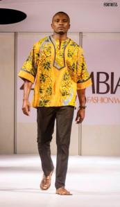 Zambia Fashion Week 2014