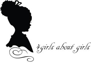 4 Girls About Girls Logo