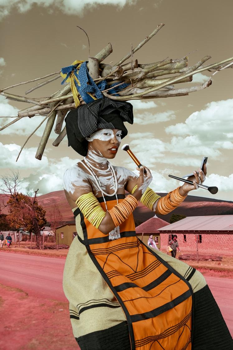 Tony Gum_Xhosa Woman - Umfazi_Media