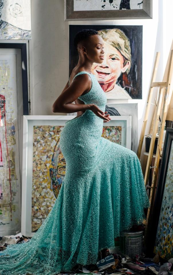 Sunnel Style: Afrikan Princess Edit