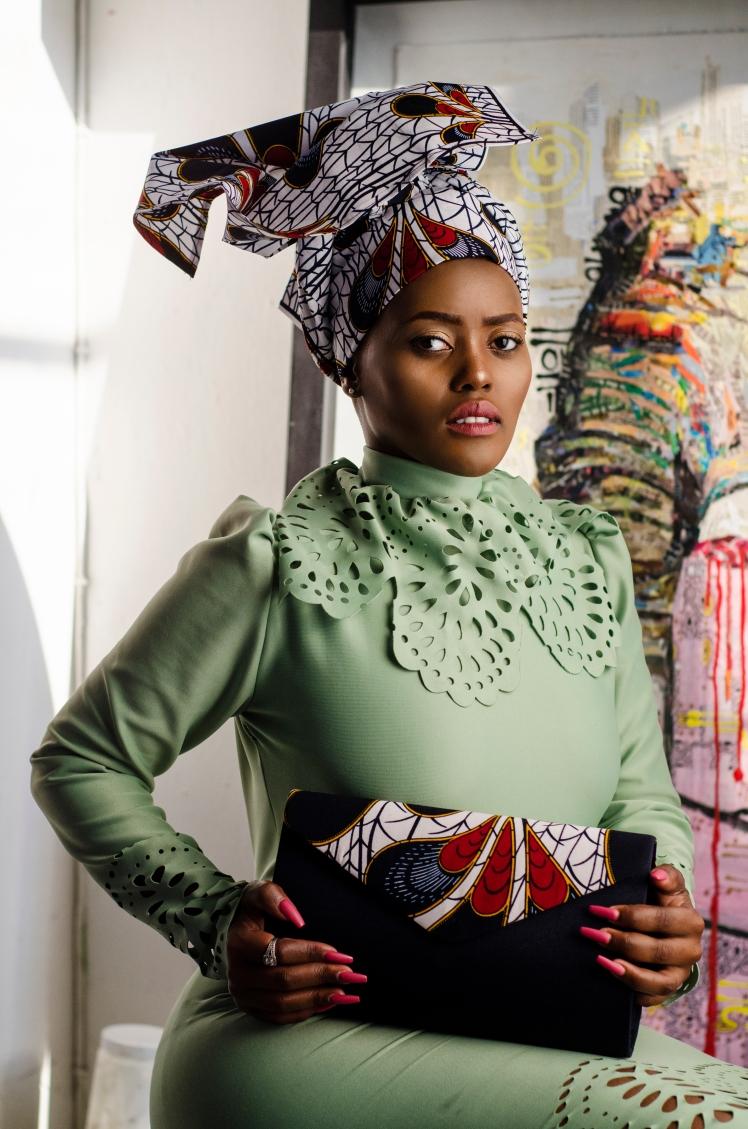Suennel Style: Afrikan Princess Edit