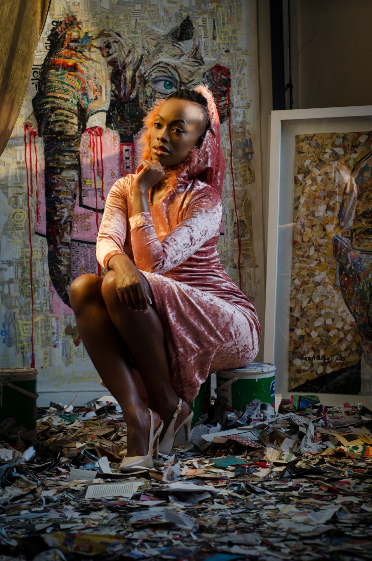 Suennel Style Afrikan Princess Edit