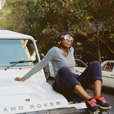 Afrikan Princess Land Rover